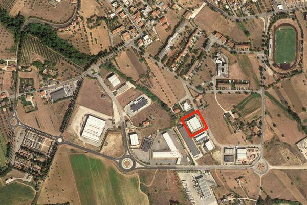 Immagine n0 - Planimetria - Vista aerea - Asta 10