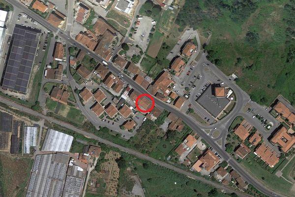 Immagine n0 - Planimetria - Vista aerea - Asta 10036