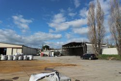 Former waste storage complex with pertinent area - Lot 10055 (Auction 10055)