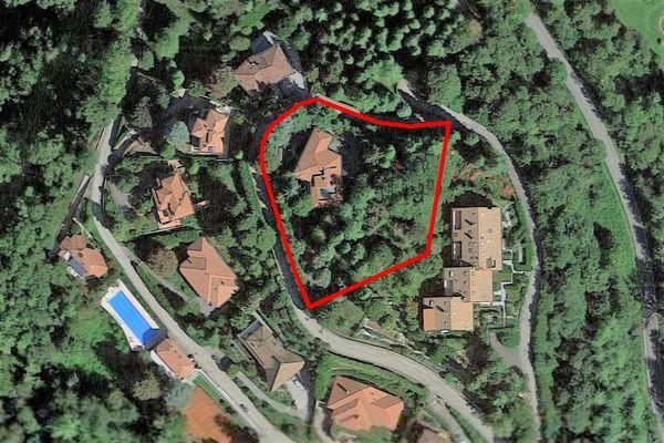 Immagine n1 - Planimetria - Vista aerea - Asta 10059