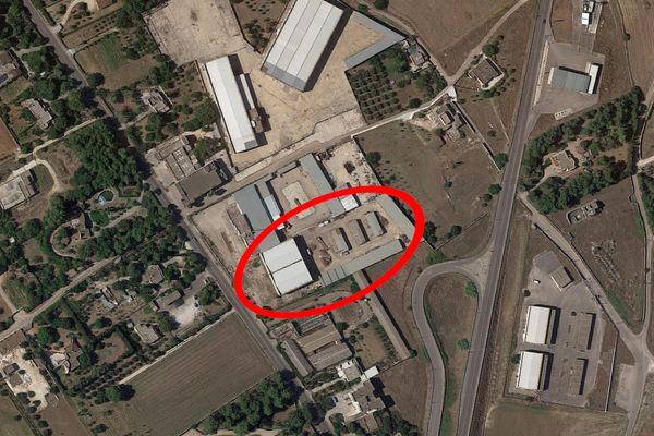 Immagine n0 - Planimetria - Vista aerea - Asta 10068