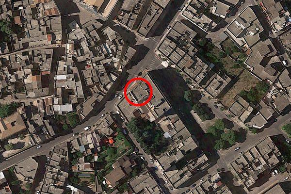 Immagine n0 - Planimetry - Aerial view - Asta 10069