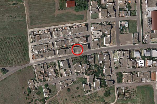 Immagine n0 - Planimetria - Vista aerea - Asta 10081