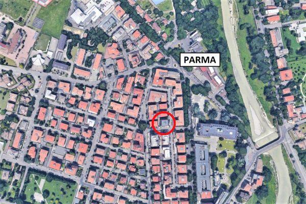 Immagine n0 - Planimetria - Vista aerea - Asta 10122