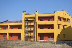 Palazzina residenziale al grezzo (part.787)