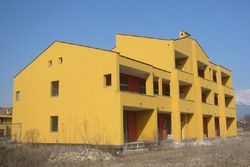 Palazzina residenziale al grezzo (part.788)