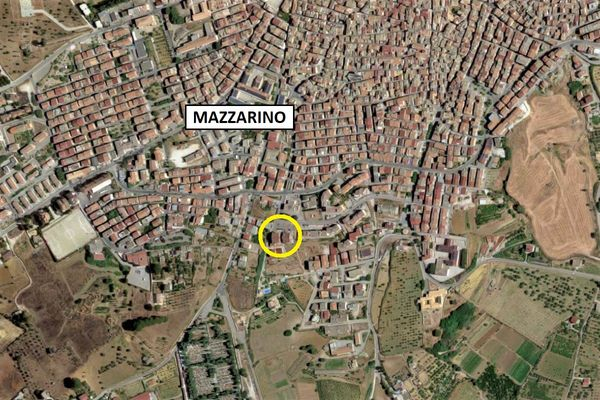 Immagine n0 - Planimetria - Vista aerea - Asta 10134
