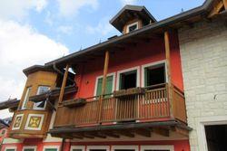 Appartamento grezzo (sub 40) in montagna