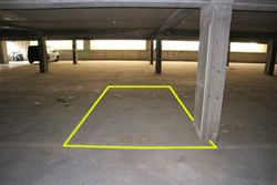Covered parking space  n.    in surface right - Lote 10197 (Subasta 10197)