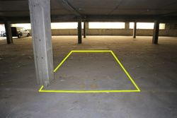 Covered parking space  n.    in surface right - Lote 10198 (Subasta 10198)