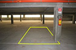 Covered parking space  n.    in surface right - Lote 10201 (Subasta 10201)