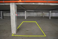 Covered parking space  n.    in surface right - Lot 10229 (Auction 10229)