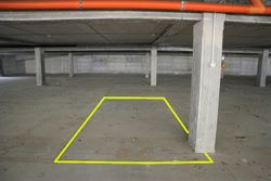 Covered parking space  n.    in surface right - Lot 10230 (Auction 10230)