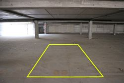 Covered parking space  n.    in surface right - Lot 10234 (Auction 10234)