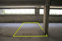 Covered parking space  n.     in surface right - Lot 10244 (Auction 10244)