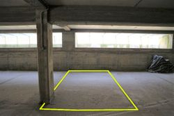 Covered parking space  n.     in surface law - Lot 10245 (Auction 10245)