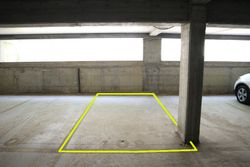 Covered parking space  n.     in surface right - Lot 10248 (Auction 10248)