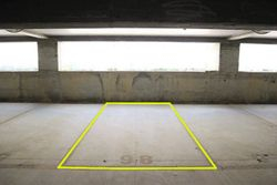 Covered parking space  n.    in surface right - Lot 10254 (Auction 10254)