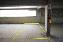 Covered parking space  n.    in surface right - Lot 10258 (Auction 10258)