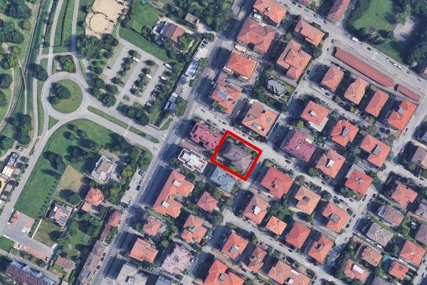 Immagine n0 - Planimetry - Aerial view - Asta 10290