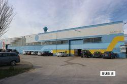 Porzione di capannone industriale (sub. 8)
