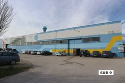 Portion of industrial warehouse  sub.    - Lot 10300 (Auction 10300)