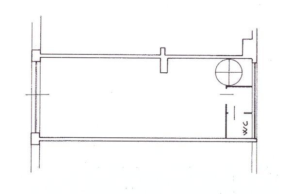 Immagine n1 - Planimetria - Piano terra - Asta 10315