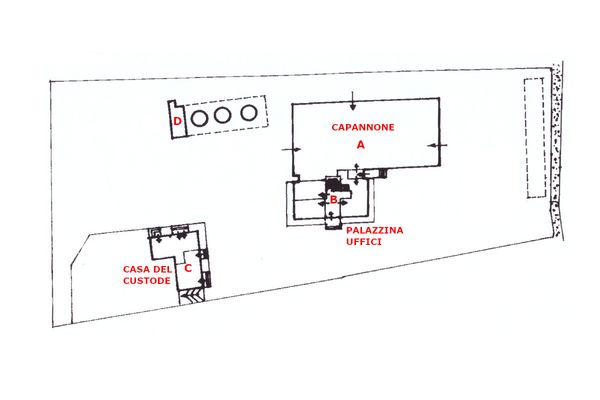 Immagine n1 - Planimetria - Elaborato Planimetrico - Asta 10329