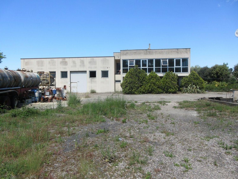 Immagine n. 1 - #10329 Complesso industriale in stato di abbandono
