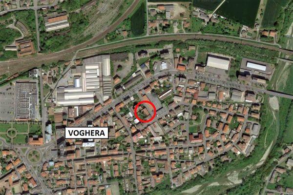 Immagine n0 - Planimetria - Vista aerea - Asta 10352