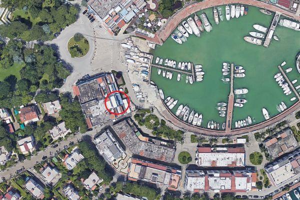 Immagine n0 - Planimetry - Aerial view - Asta 10353