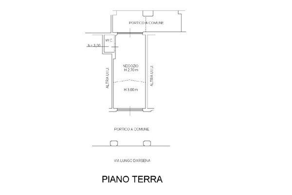Immagine n1 - Planimetry - Ground floor - Asta 10353