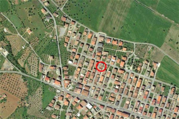 Immagine n0 - Planimetria - Vista aerea - Asta 10363