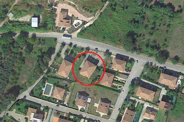 Immagine n0 - Planimetria - Vista aerea - Asta 10384