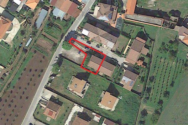 Immagine n0 - Planimetria - Vista aerea - Asta 10385