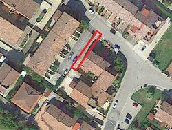 Land used as a driveway of    sqm - Lote 10395 (Subasta 10395)