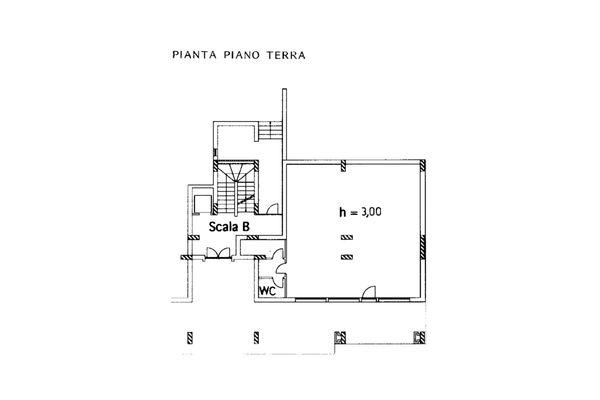 Immagine n0 - Planimetry - Ground floor - Asta 10398