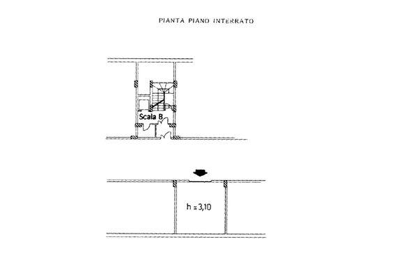 Immagine n0 - Planimetry - Basament - Asta 10398