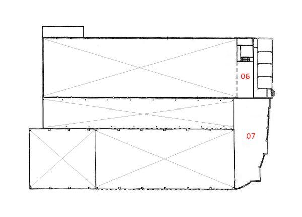 Immagine n1 - Planimetria - Piano primo - Asta 1042