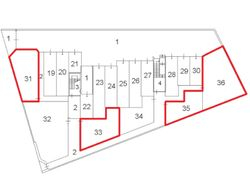 urban areas of     sqm used as gardens - Lot 10439 (Auction 10439)