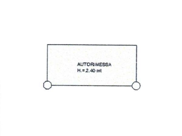 Immagine n1 - Planimetria - Piano interrato - Asta 1050