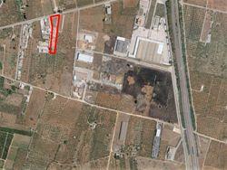 Terreno edificabile industriale di 4.000 mq