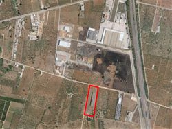 Building land with industrial building under construction - Lote 10561 (Subasta 10561)