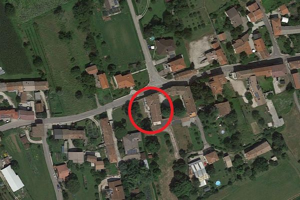 Immagine n0 - Planimetria - Vista aerea - Asta 10585