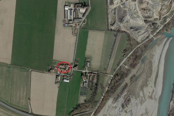 Immagine n0 - Planimetry - Aerial view - Asta 10649