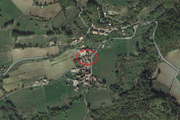 Immagine n0 - Planimetria - Vista aerea - Asta 10660