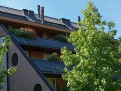 Appartamento con sottotetto. Piano terzo (int.15/B) - Lotto 1068 (Asta 1068)