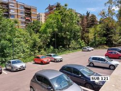 Uncovered parking space in a residential complex sub     - Lot 10744 (Auction 10744)