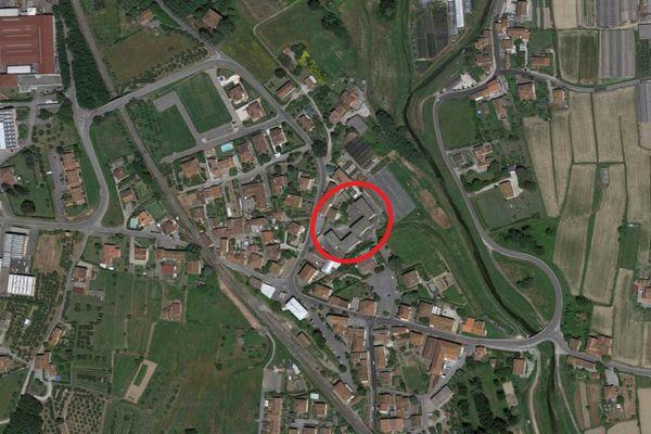 Immagine n0 - Planimetria - Vista aerea - Asta 10767