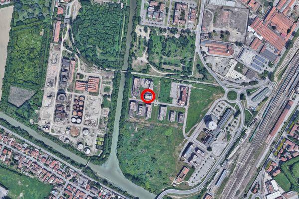Immagine n0 - Planimetria - Localizzazione - Asta 10793